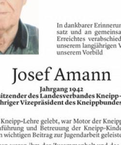 Todesanzeige_Josef